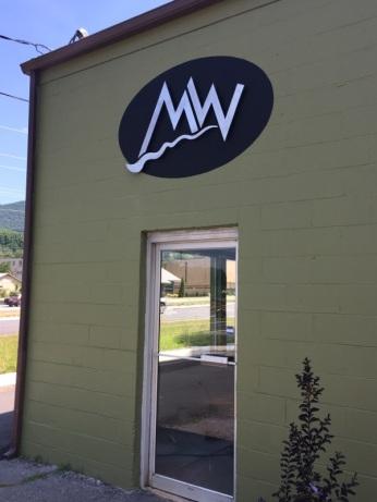 MW Studios front door