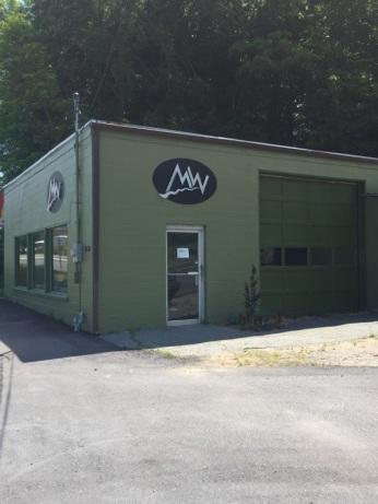 MW Studios storefront